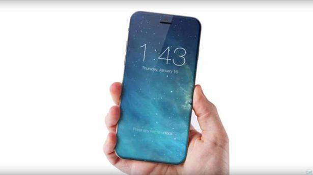 Imagined appearance: This might be what the iPhone 7 looks like- but it's not out 'til next year