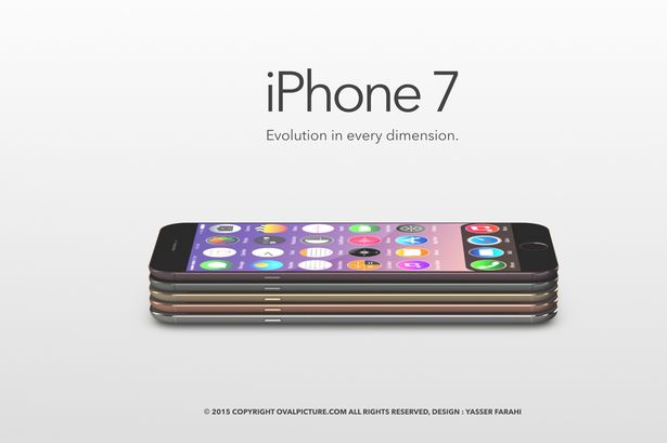 These excellent iPhone 7 concept images are the work of Netherlands-based graphic designer Yasser Farahi
