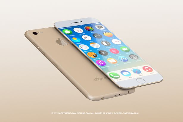 The iPhone 7 will likely come in different colours - including a gold version
